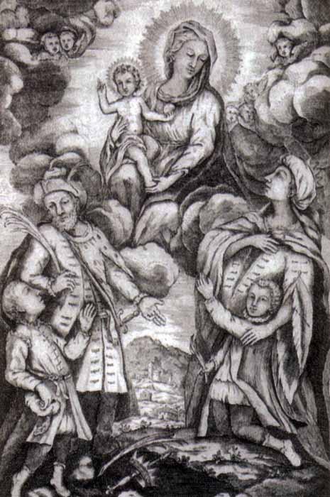 Svetac dana – Sveti Mario, Marta i sinovi