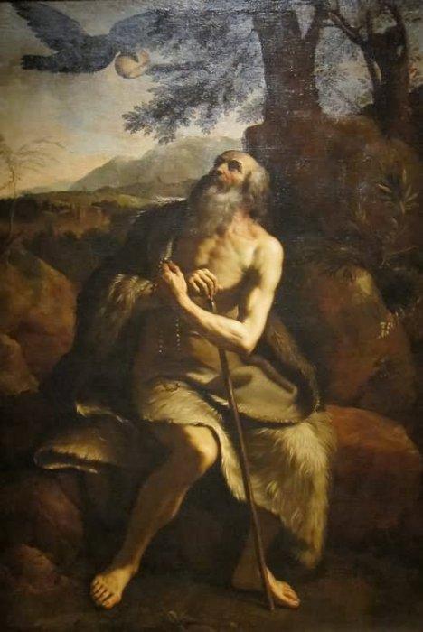 SVETAC DANA – Sveti Pavao pustinjak