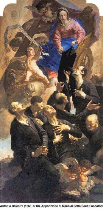 Svetac dana – Sedam utemeljitelja Reda slugu Marijinih