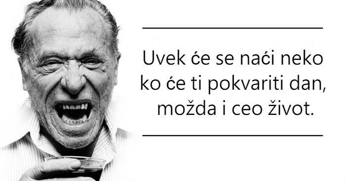 30 čuvenih ciničnih citataČarlsa Bukovskog