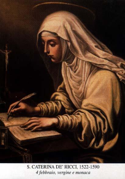 Svetac dana – Sveta Katarina de' Ricci