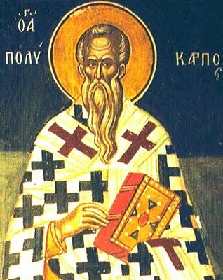 Svetac dana – Sveti Polikarp