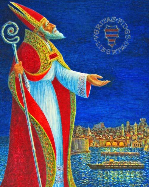 Svetac dana – Sveti Blaž (Vlaho)