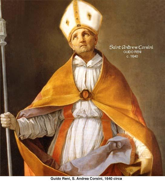 Svetac dana – Sveti Andrija Corsini