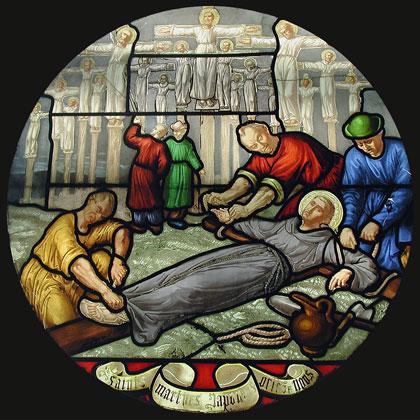 Svetac dana – Sveti Pavao Miki i mučenici iz Nagasakija