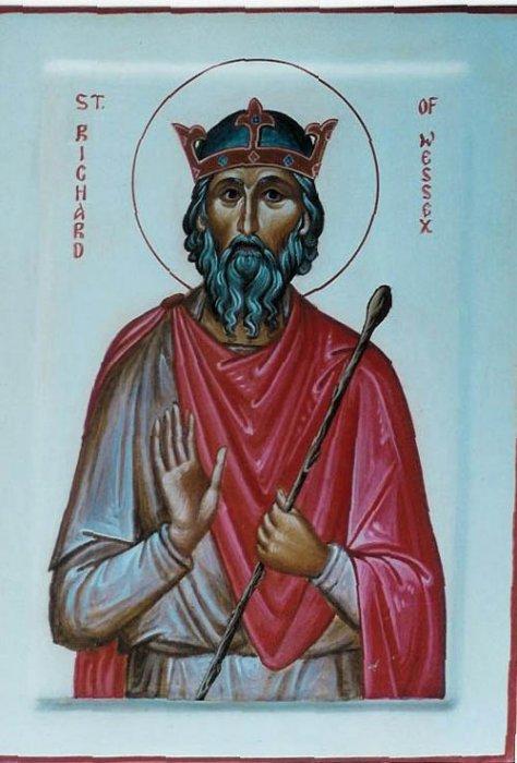 Svetac dana – Sveti Rikard