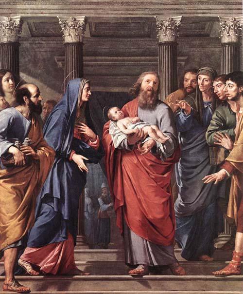 Svetac dana – Prikazanje Gospodinovo (Svijećnica)