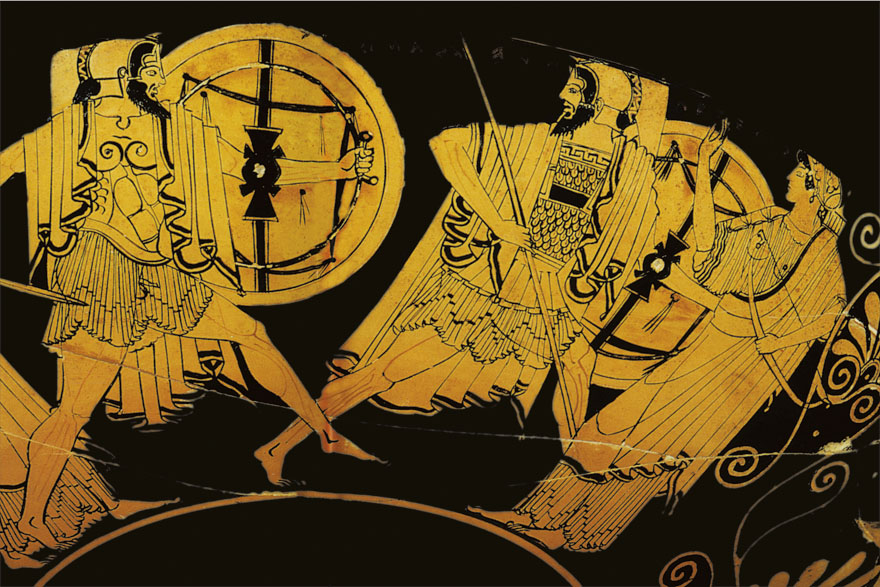 Homerova Troja
