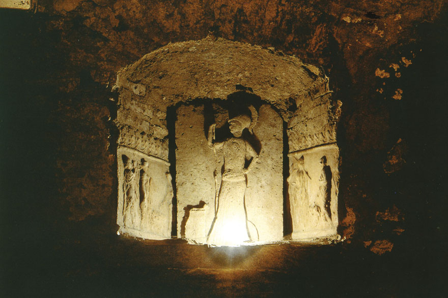 Lari i penati – duhovi zaštitnici starog Rima