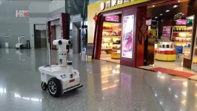 Roboti u borbi protiv koronavirusa i na ulicama