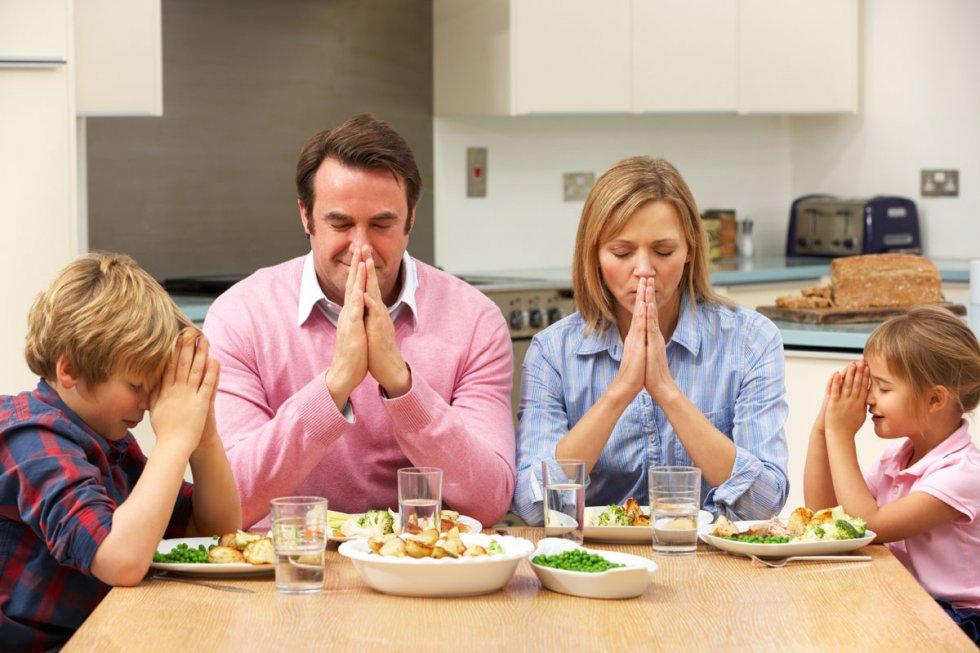 Obitelj koja moli ostaje na okupu