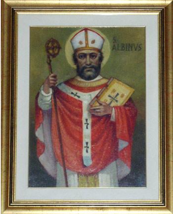 Svetac dana – Sveti Albin