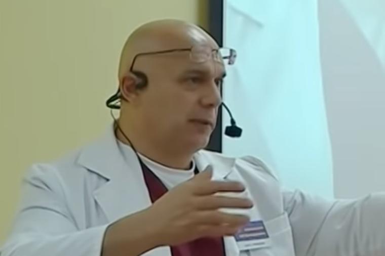 PROFESOR DOKTOR SERGEJ BUBNOVSKI: Imunitet se može obnoviti sa 15 sekundi, a evo i kako