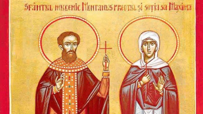 Svetac dana – Sveti Montan i Maksima