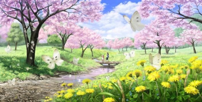 Želim ti uvijek iznova proljeće
