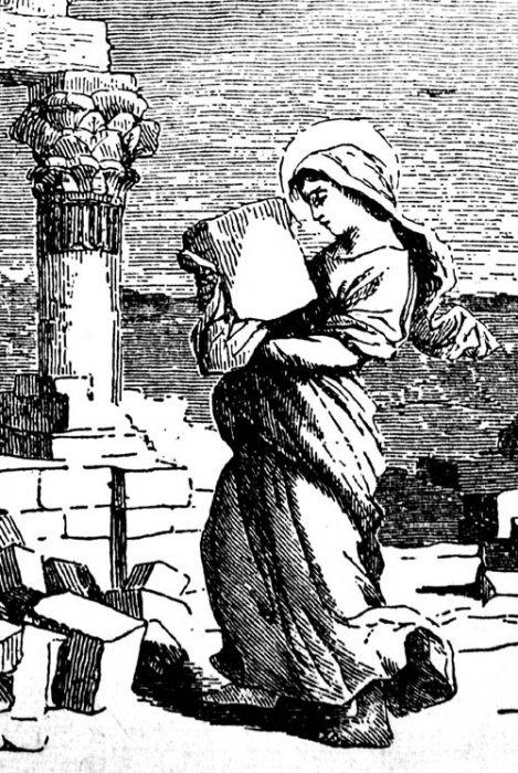 Svetac dana – Sveta Eufrazija