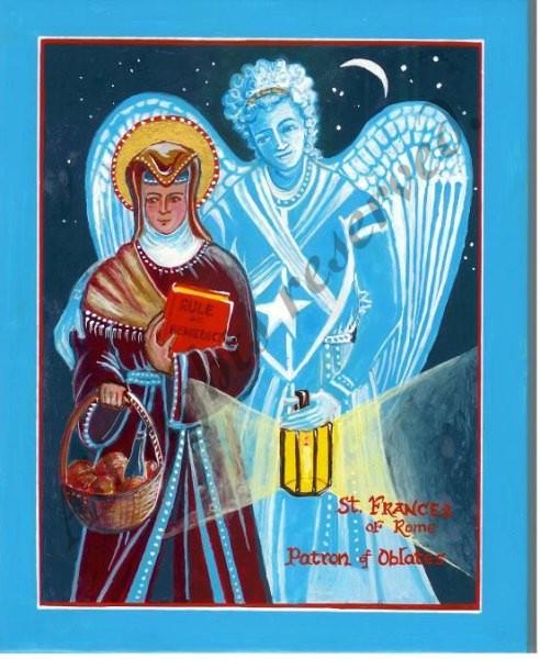 Svetac dana – Sveta Franciska Rimska