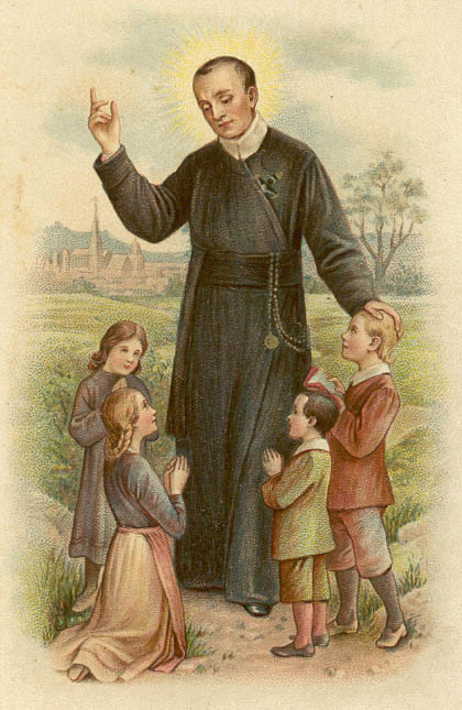 Svetac dana – Sveti Klement Marija Hofbauer