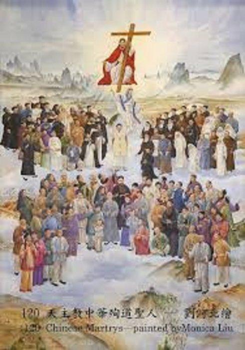 Svetac dana – Sveti Josip Zhang Dapeng