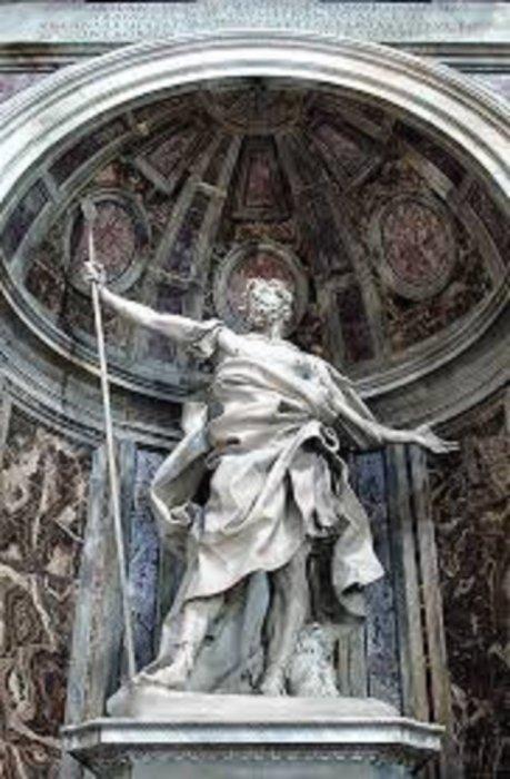 Svetac dana – Sveti Longin
