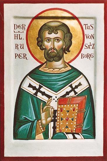 Svetac dana – Sveti Rupert