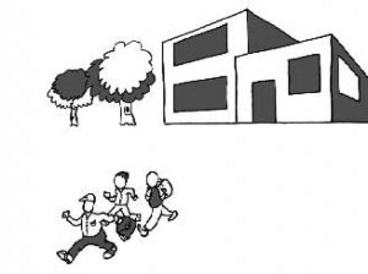 Орćа pravila ponašanja djece u slučaju potresa