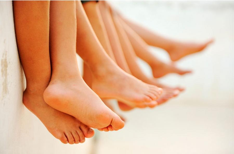 Pogledajte stopala i otkrijte skrivene bolesti