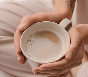 Obnovite živčani sustav uz mliječni napitak sa ashwagandom