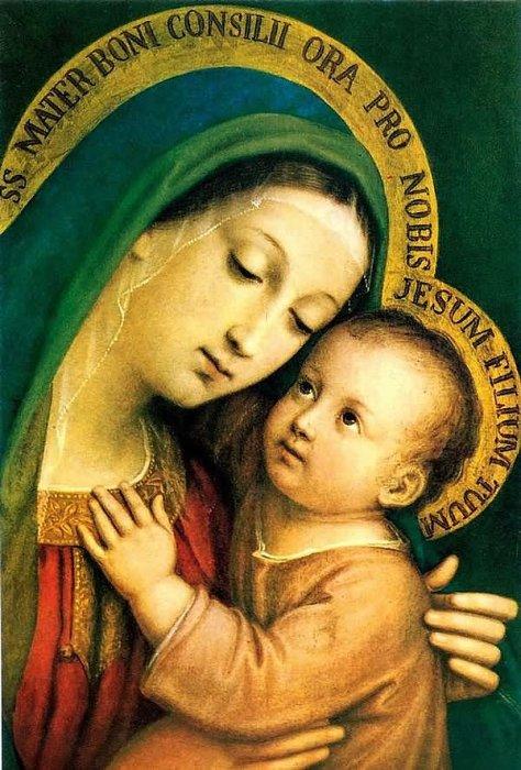 Svetac dana – Majka dobrog savjeta