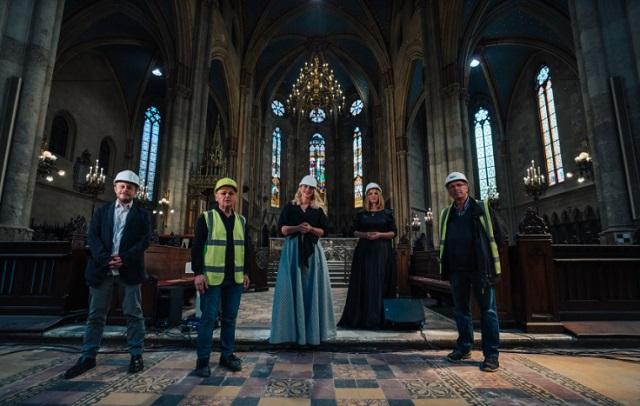 Poznati glazbenici iz zagrebačke katedrale: 'Za nas je ovo koncert života, najljepši koncert koji smo ikad mogli izvesti