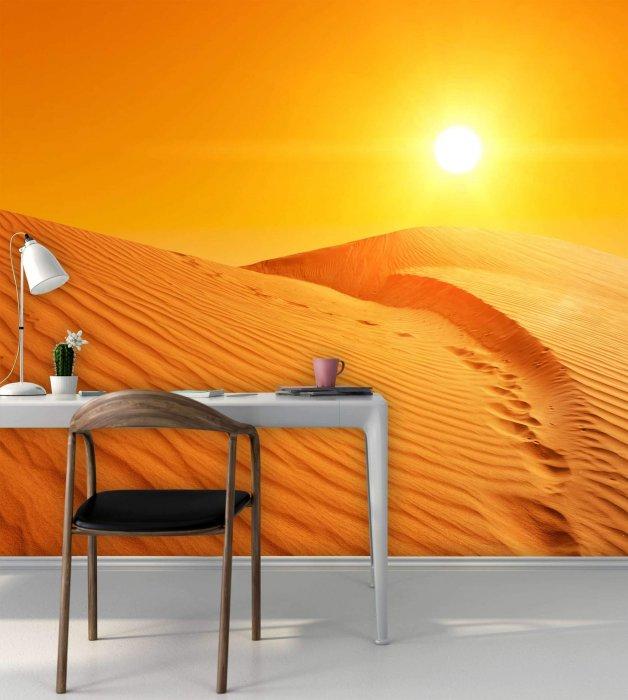 U pustinji.....