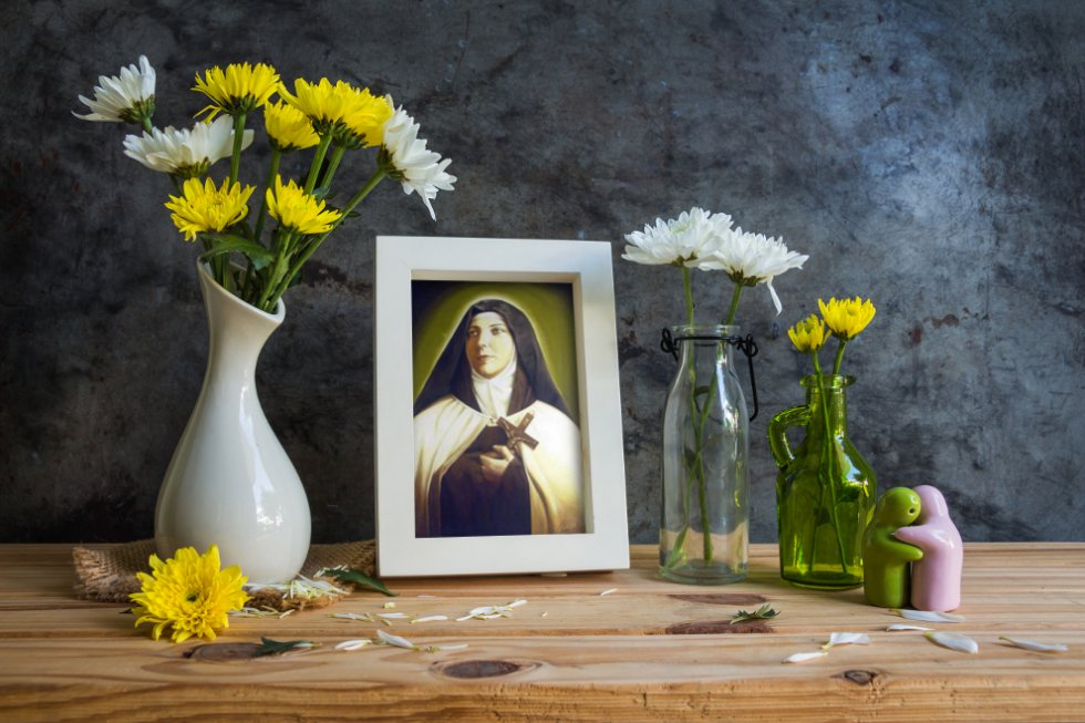 Svetac dana – Sveta Terezija de Los Andes