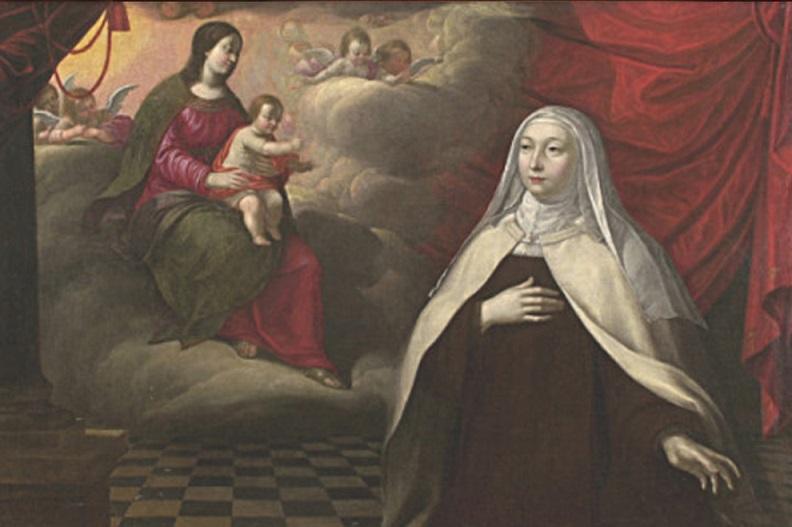 Svetac dana – Blažena Marija od Utjelovljenja