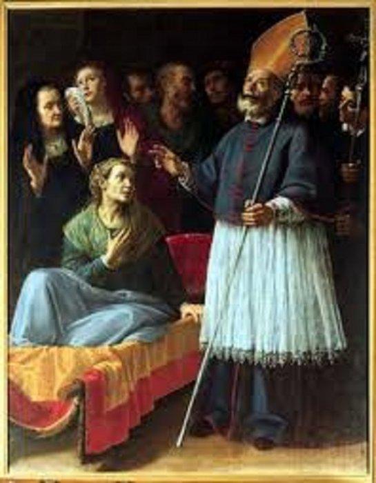 Svetac dana – Sveti Inocent iz Tortone
