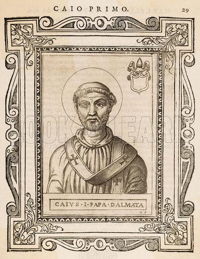Svetac dana – Sveti Kajo I, papa
