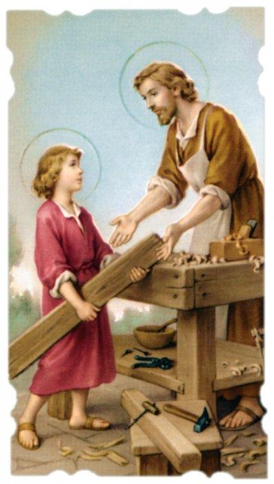 Svetac dana – Sveti Josip Radnik