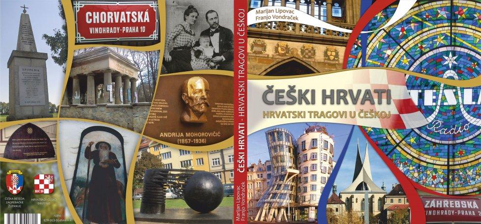 Knjiga Češki Hrvati – hrvatski tragovi u Češkoj dostupna online