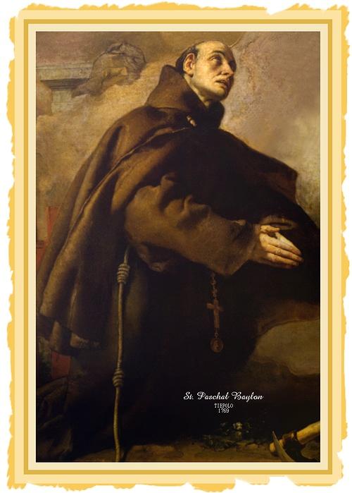 Svetac dana – Sveti Pascual Baylón