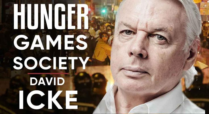 "DAVID ICKE / VIDEO Dobro došli u ""Igre Gladi"" – David Icke"