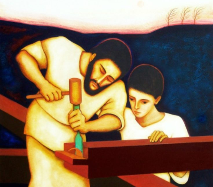 1. SVIBNJA Blagdan sv. Josipa Radnika – tiho posvećivanje svakidašnjeg rada