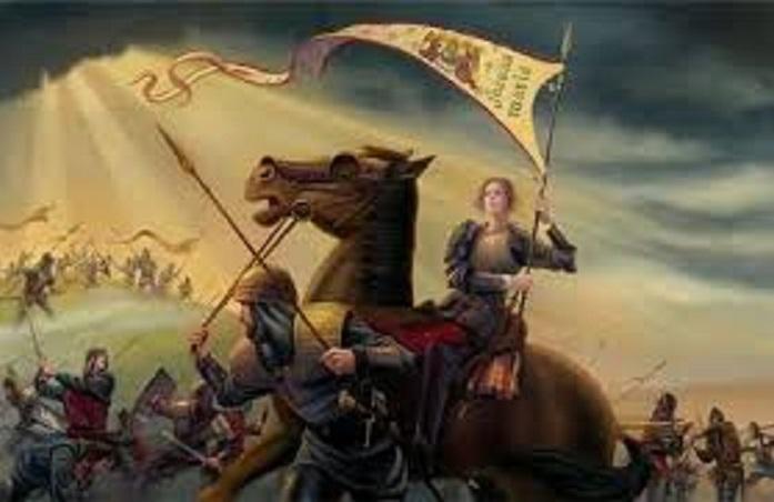 Svetac dana – Sveta Ivana Orleanska
