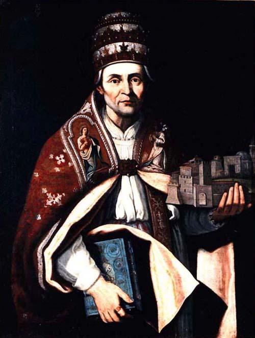 Svetac dana – Sveti Celestin V.