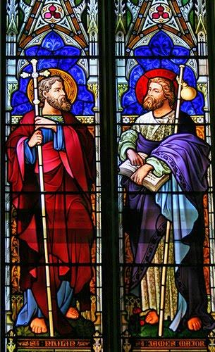 Svetac dana – Sveti Filip i Jakov