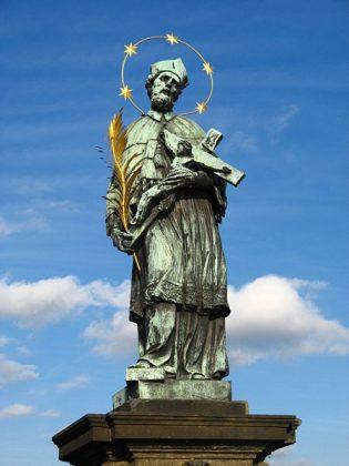 Svetac dana – Sveti Ivan Nepomuk