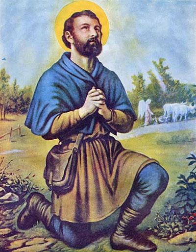 Svetac dana – Sveti Izidor ratar
