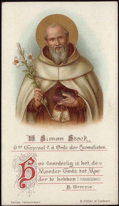 Svetac dana – Sveti Simon Stock