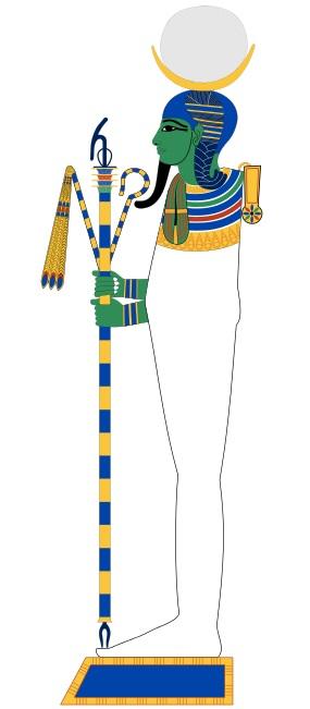 MJESEC - EGIPATSKI MITOVI O MJESECU