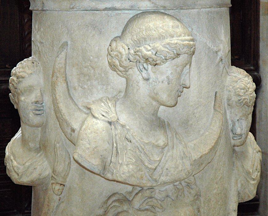 Grčki mitovi o Mjesecu