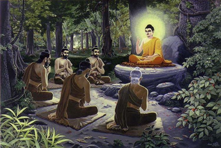 Gautama Budha Učenje za djelovanje na fizičkom planu