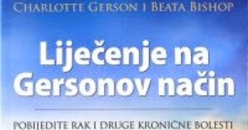 Ozdravite na Gersonov način (Svjetlost br. 83)